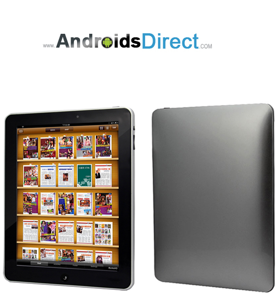 VIA-008S 9.7 inch google android tablet pc computer